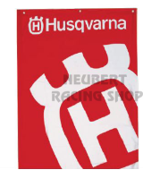 FAHNE HUSQVARNA